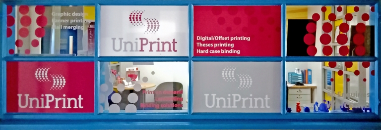 front window UniPrint