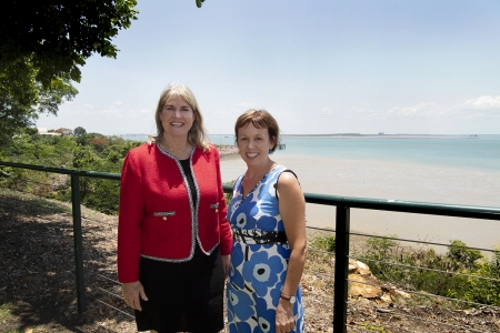 Grant to support Darwin Harbour report card
