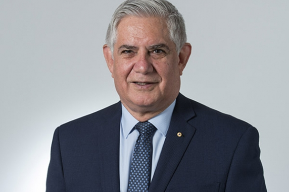 The Minister for Indigenous Ken Wyat