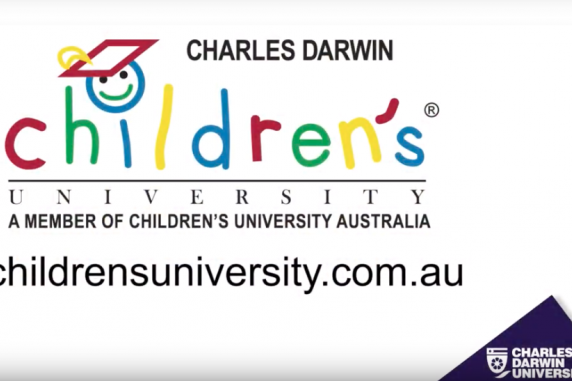 Children's uni video image