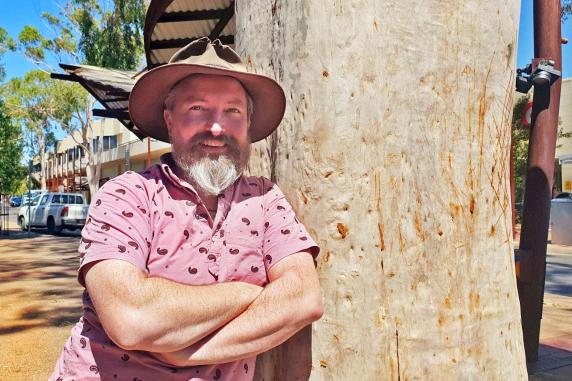 Tourism researcher Stephen Schwer