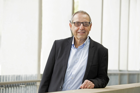 Deputy Vice-Chancellor Research and Innovation and Vice-President Professor Bogdan Dlugogorski