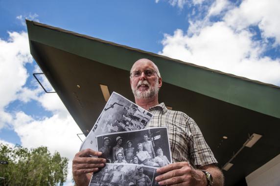 Military historian Dr Craig Bellamy