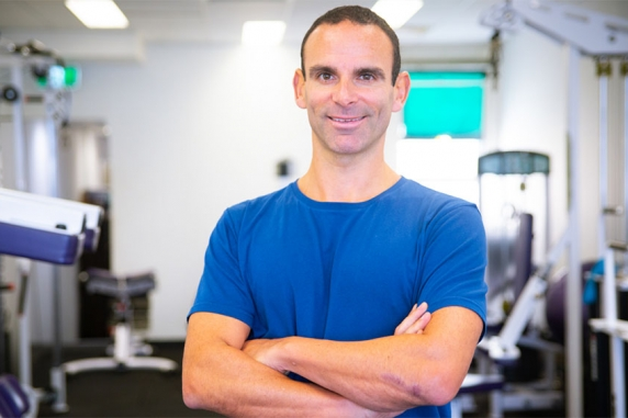 Dr Tony Boutagy used 60 people performing six different warm up methods as part of his research
