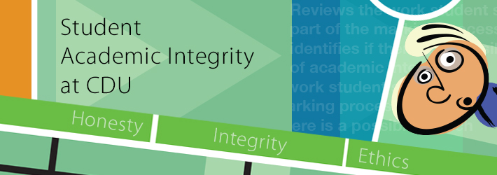 Student Academic Integrity at CDU