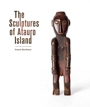 The Sculptures of Atauro Island by Joanna Barrkman catalogue
