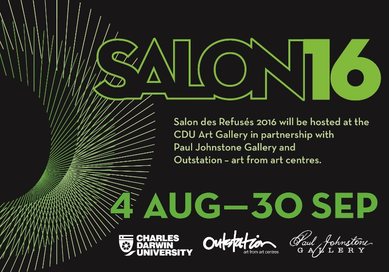 Salon de Refusés, 2016 4 August – 30 September 2016.