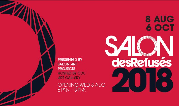 Salon18 at the CDU Art Gallery