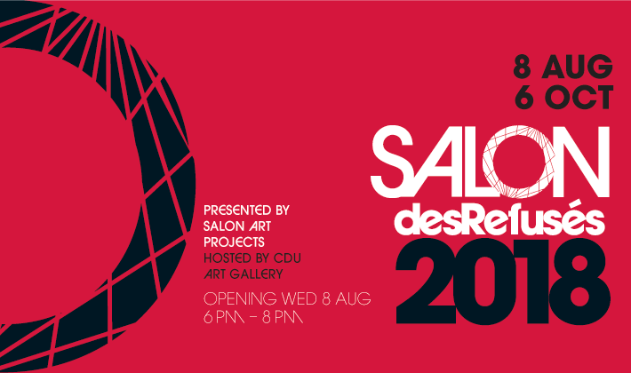 Salon des Refusés 2018 hosted by the CDU Art Gallery