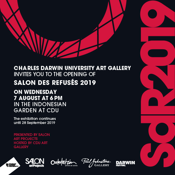 Salon des Refusés 2019 at the CDU Art Gallery