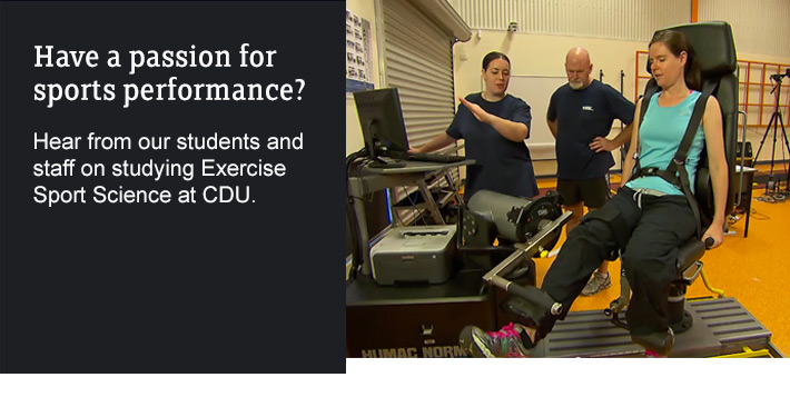 Exercise Sport Science banner