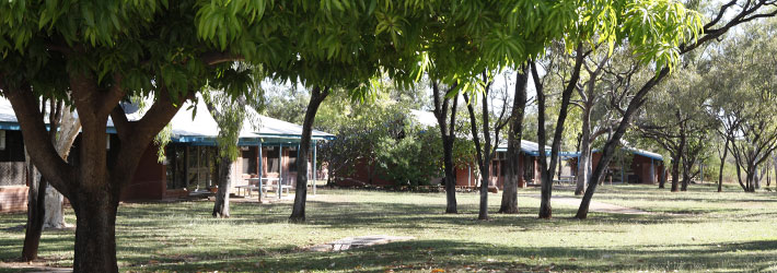 Accommodation at Katherine Rural campus