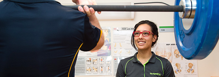Industry links for exercise and sport science