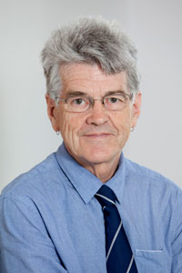Professor Bill Mitchell