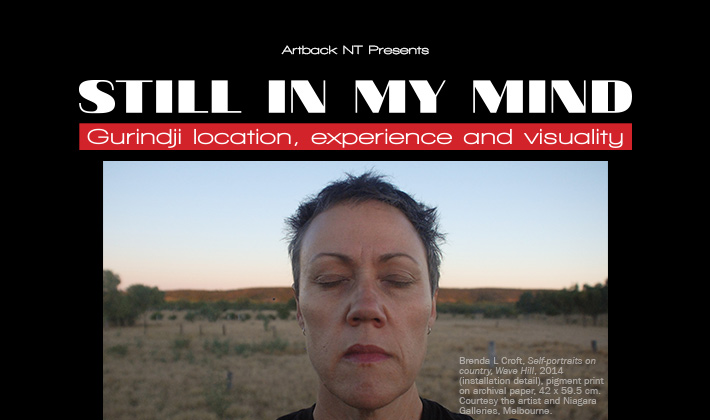Still In My Mind: Gurindji location, experience and visuality