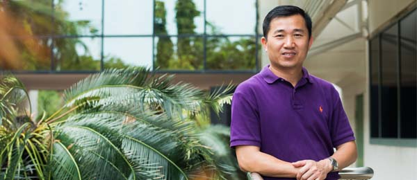 Associate Professor Hua Wang