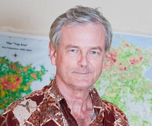 DCBR lead researcher Professor Jeremy Russell-Smith said the surveys were vital to improve understanding of the savannas