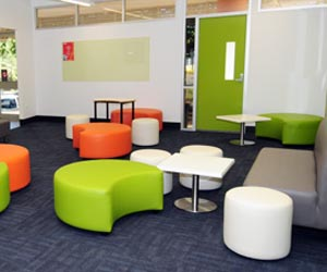 Learning, teaching spaces in $2m upgrade