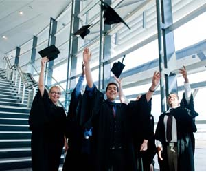 More than 3000 CDU students will celebrate their graduation with family and friends around Australia