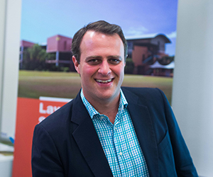 Human Rights Commissioner Tim Wilson has given a talk at CDU during his national tour