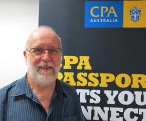 CDU Senior Accounting Lecturer Kevin Clark