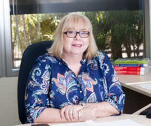 Professor Lisa McManus has recently been appointed as CDU Professor of Accounting