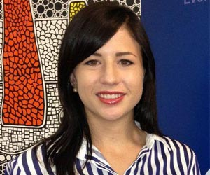 Natalie Bell has joined CDU as a public relations lecturer