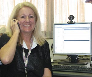 Senior Lecturer Susan Bandias is part of the team coordinating a social media study in the NT