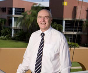 Vice-Chancellor Professor Barney Glover said CDU has a strong relationship with, and commitment to, the growing nation of Timor-Leste