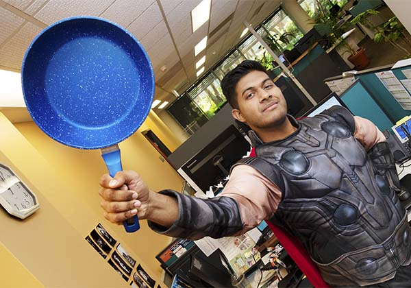 Alwin Lal (Thor)