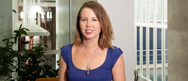A CDU PhD researcher Amy Graham has been appointed as a New Voice in Educational Leadership Research