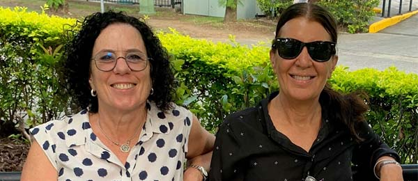 ANFPP Director Sue Kruske and Indigenous public health researcher Associate Professor Sandra Campbell are part of the ANFPP team