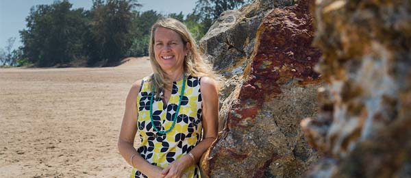 Associate Professor Natasha Stacey has been looking at the livelihoods of Indonesia's nomadic Bajo people for more than two decades
