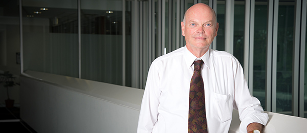Deputy Vice-Chancellor Research and Research Training Professor Lawrence Cram