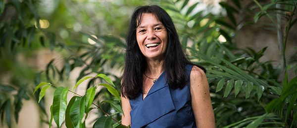 """Dr Aggie Wegner: """"The Business School is in an exciting growth stage"""""""