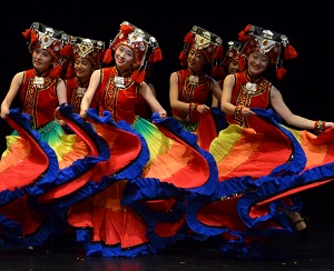 The Art Troupe will perform traditional Chinese music, dance and martial arts at the public event