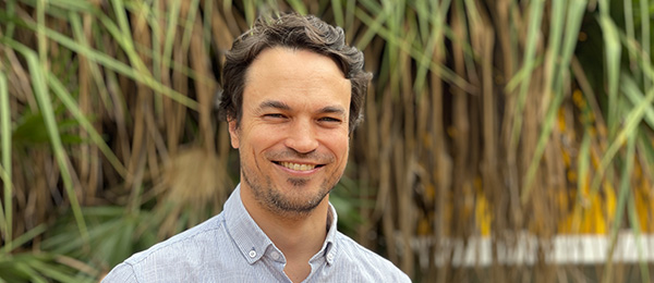 Dr Clément Duvert is the first recipient of an Australian Research Council DECRA fellowship in the Northern Territory.