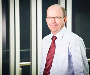 """Vice-Chancellor Professor Simon Maddocks: """"Australian universities give back to the country in countless ways"""""""