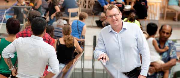 CDU demographer Dr Andrew Taylor and his team have provided a first glimpse into the impacts of the COVID-19 pandemic on population dynamics in the NT
