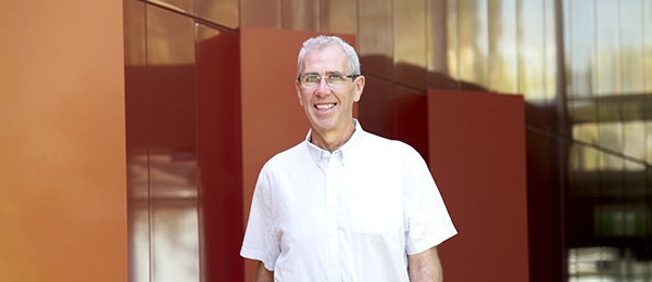Dean of the College of Health and Human Sciences Professor Dominic Upton