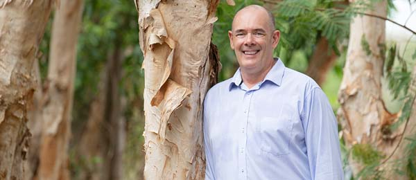 CDU has welcomed the new Director of Research and Innovation Dr Steve Rogers