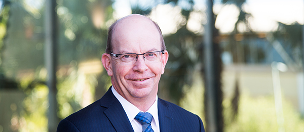 """VC Professor Simon Maddocks: """"CDU has a particularly bright future by engaging more to our north."""""""