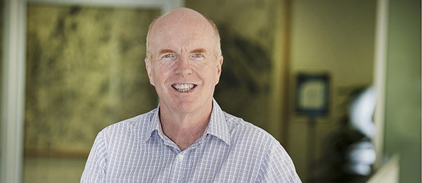 Dean of the College of Engineering, IT and Environment, Professor David Young