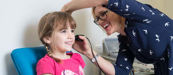 Researchers are implementing a clinical trial to find the most effective treatment for a severe ear disease