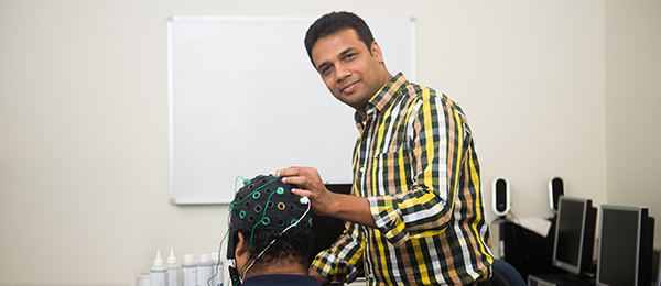 Sami Azam has discovered a marker that could improve diagnosis of auditory processing disorders