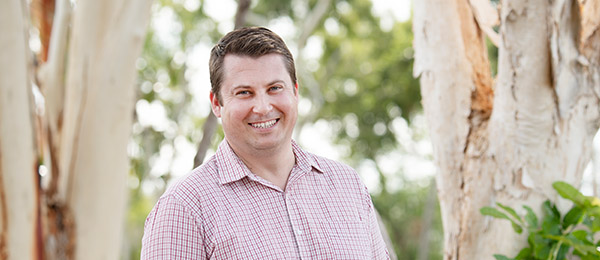 """CDU has appointed a new Associate Vice-Chancellor of Charles Darwin University in Alice Springs Jennes """"Jay"""" Walker."""