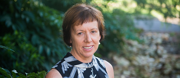 Researchers at Charles Darwin University and the University of Technology Sydney will investigate the role of marine heatwaves on Vibrio bacteria outbreaks and their impacts. Pictured: CDU Professor Karen Gibb