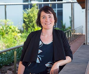 Dr Michaela Spencer is examining political practices in Germany and Indigenous Australia