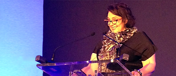Senior lecturer in law Felicity Gerry QC … legal personality of the year