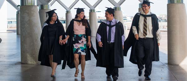 Thousands will graduate at CDU's mid-year ceremonies